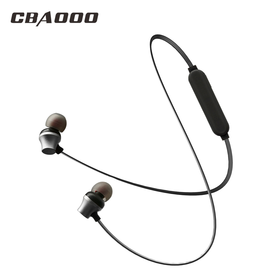 Magnetic Sport Bluetooth Bass Earphone for Phone Wireless Bluetooth Headset with Mic Wireless Earphones fone de ouvido 2017 meizu ep51 bluetooth waterproof sport earphone headset for phone computer wireless earphones apt x with mic stereo headsets