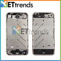 Metal Middle Plate for iPhone 4 Replacement Repair Parts DHL Free Shipping