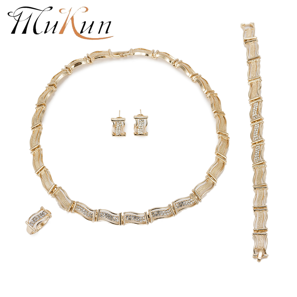 MUKUN Indian Jewelry Sets...