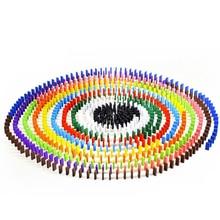 100 шт деревянная игрушка домино Дети Взрослые соревнования специальная головоломка интеллект строительные блоки игрушки для детей-25