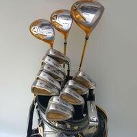 4 כוכב חדש מועדוני גולף HONMA S-03 Compelete מועדון נהג סט + 3/5 fairway עץ גרפיט + מגהצים + להתבטל גולף פיר לא שקית משלוח חינם