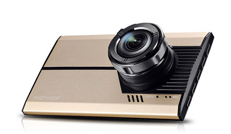 Car DVR High Quality Full HD 1080P 3 LED Display Car Camera DVR With Night Vision G-Sensor 120 Degree Car DVR