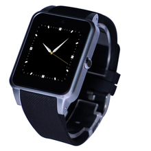 GSM Watch Cell Phone & Smart Watch Sync For IOS iPhone 6/puls/5S Samsung S4/Note 3 HTC Android Smartphones Support Sim Card TF