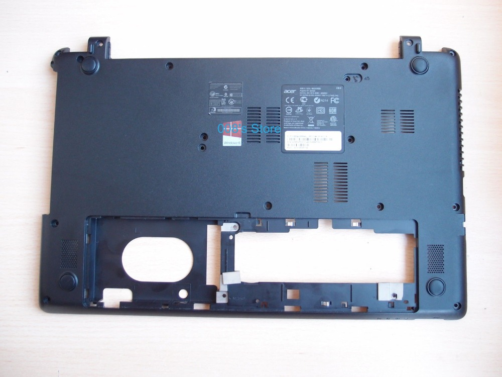 ФОТО New Laptop Bottom Base D Cover For Acer Aspire E1-510 E1-530 E1-532 E1-570 E1-572 570 532 572G V5WE2 z5we1