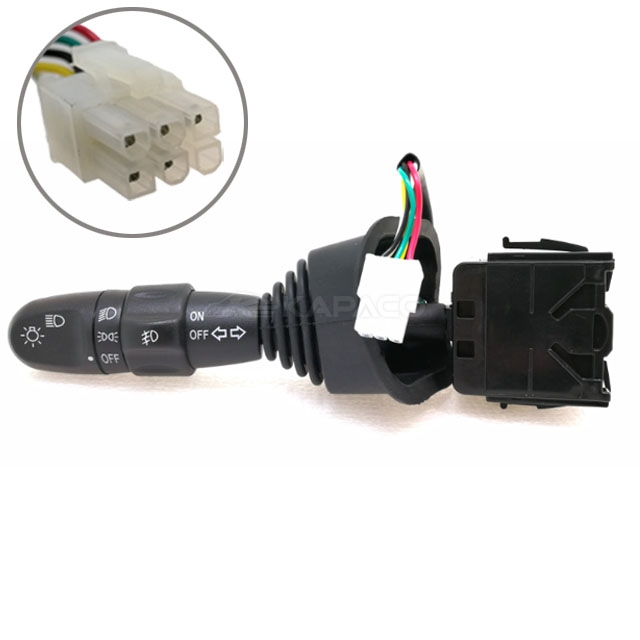 Turn signal headlight Lever Multi Function Switch For Chevrolet Optra Daewoo Lacetti Nubira Excelle Suzuki 96387324