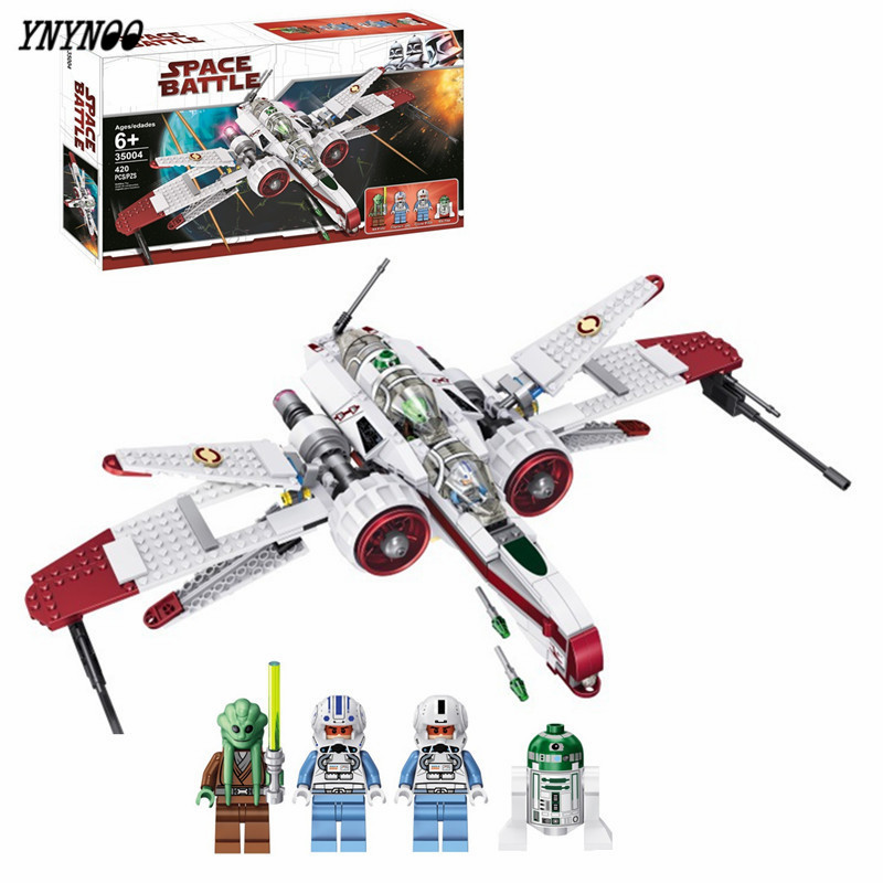 YNYNOO Lepin Star War Series Force Awaken The ARC-170 Star Friends Building Blocks Bricks Educational Toy brinquedos with 75072 rollercoasters the war of the worlds