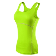 Plus Size S-XXL Compression Under Base Wear Womens Sleeveless Tank Tops Ladies Casual Shirts Skins Cami Vest 2016