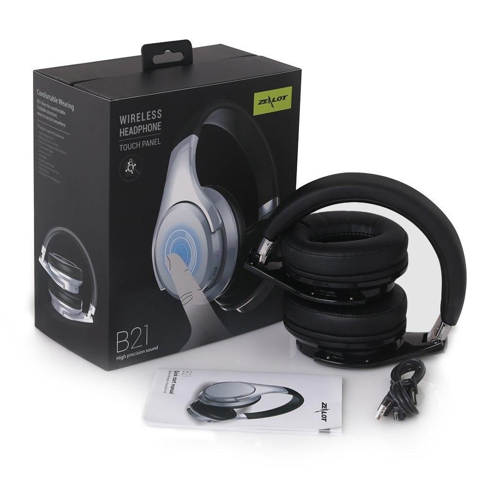 Uus originaalne puudutusjuhtimine Bluetoothi kõrvaklapid Fone - Kaasaskantav audio ja video - Foto 6