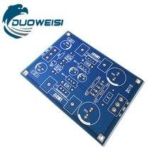 LM317 LM337 einstellbare filter power PCB board Kontinuierlich einstellbare spannung ausgang Geeignet für die front bühne