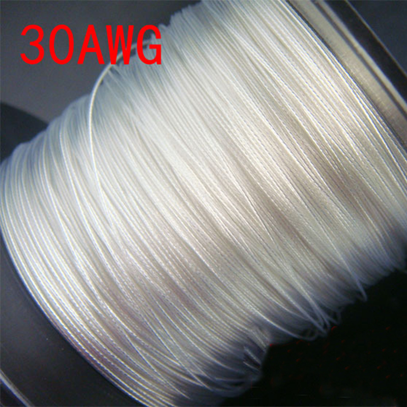6m Earphone Cable 4N 27AWG/30AWG for DIY Replacement  Audio Cable Headphone Repair Headset Wire DIY Headphone Earphone