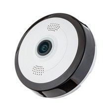 KERUI домашняя охранная ip-камера 960 P HD камера Wifi ночного видения CCTV камера Детский Монитор 360 рыбий глаз мини панорамная камера