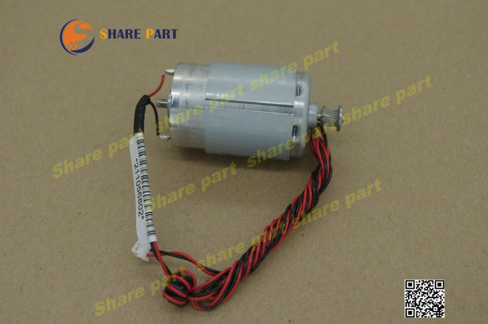 1 X ORIGINAL NEW MOTOR Carriage Unit For EPSON R270/R290/T50/R390/R330 211056802