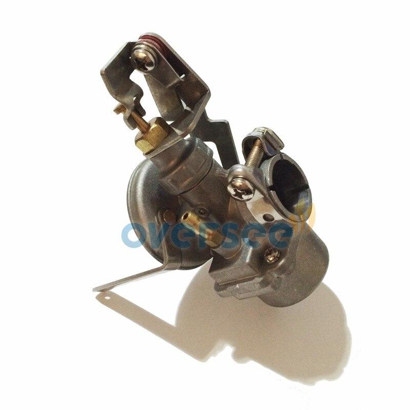 3F0-03100-4 карбюратор в сборе для Tohatsu 2,5 H 3.5HP 2-тактовый подвесной двигатель моторная лодка запчастей 3F0-03100