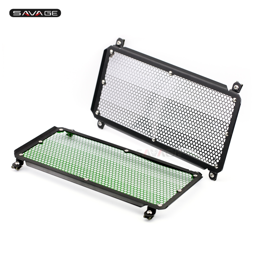 Radiator Grille Guard Cover Protector For KAWASAKI NINJA/Z NINJA Z 650 NINJA650 Z650 2017 2018 2019 18 19 Oil Cooler Protection Radiator Grille Guard Cover Protector For KAWASAKI NINJA/Z NINJA Z 650 NINJA650 Z650 2017 2018 2019 18 19 Oil Cooler Protection
