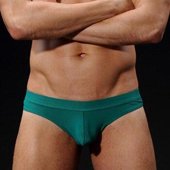 21dc34ee37f66 Мужское сексуальное нижнее белье мужские стринги s-стринги бикини с сеткой  дышащие u-выпуклые мужские трусы с низкой посадкой трусы