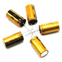 5pcs Nichicon FW 2200uF 63V Audio Electrolytic Capacitor good for Amplifier