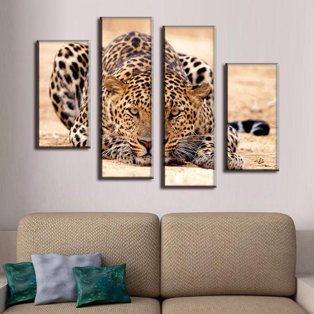 painting keyboard picture  more detailed picture about  pcsset  -   pcsset excellent large canvas paintings animal wall art pictureleopard canvas print modern