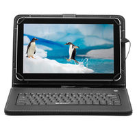 iRULU eXpro X1Plus 10.1 inch Tablet PC 16G ROM Quad Core Google Play Dual Camera BT Android 5.1 System WIFI with Keyboard Case