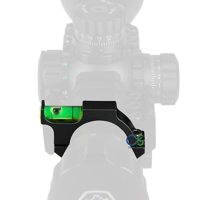 AirSoft Silah Tüfəngi Bubble Səviyyə Dəstəkli Üzüklər - Ovçuluq - Fotoqrafiya 2