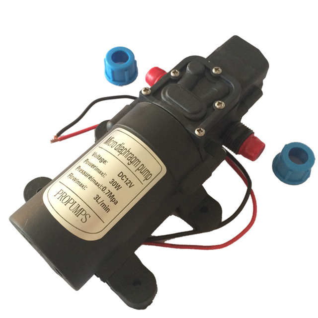 Micro diaphragm pump 0142yb 12v 30w self priming pump spray pump 07 micro diaphragm pump 0142yb 12v 30w self priming pump spray pump 07mpa 3l ccuart Choice Image