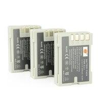 Dste 3ピースPS-BLM5充電式バッテリーオリンパスC-8080 C-7070 c-e1 e500 e330 e3 e520 e510 e300カメ