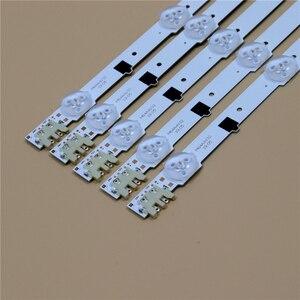 Image 5 - Telewizor z dostępem do kanałów pasków LED dla Samsung UE32F6640SS UE32F6670SB UE32F6800AB UE32F6805SB UE32F6890SS podświetlenie LED zestaw listewek 9 lampa obiektyw 5 pasm