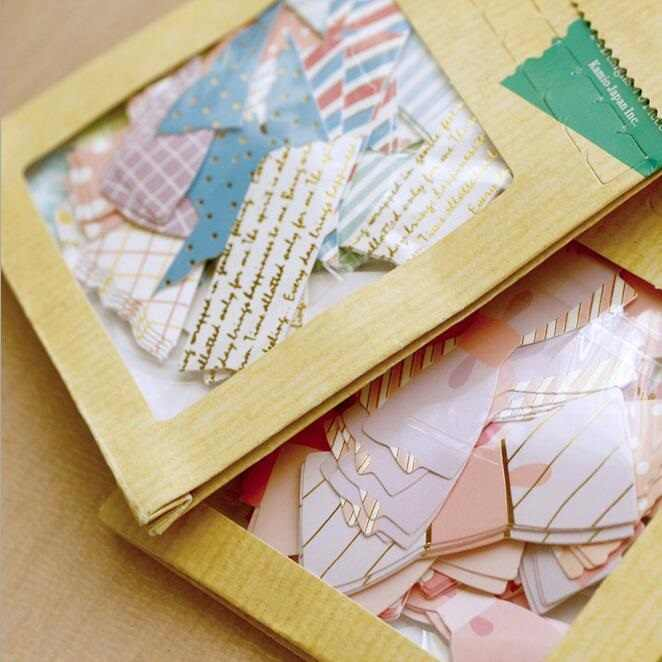 70PCS/Pack Vintage Japan Life Gilding style multifunctional PVC sticker pack/DIY deco sticker/label/office school supplies