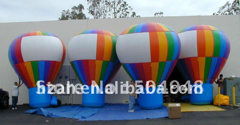 inflatable balloon for advertising ao058d 2m advertising ad round helium balloon ball pvc helium balioon inflatable sphere sky balloon for sale