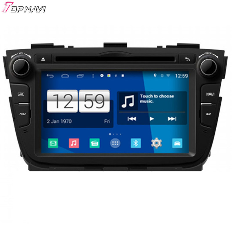 7'' Winca Quad Core S160 Android 4.4 Car DVD GPS For  KIA Sorento 2013 With Mirror Link Wifi BT Stereo Radio Free Shipping