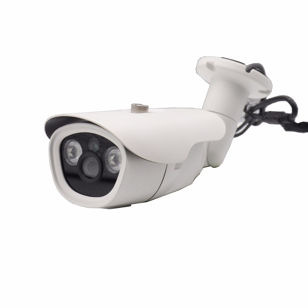8mm Outdoor IP 1080P Network Wired Security Surveillance H.264 Infrared 100 Degree Wide Angle Len CCTV Camera Bullet Cameras gadinan ip camera poe onvif 1080p 2mp 960p 720p h 265 h 264 wired home network video outdoor bullet wide angle security rtsp
