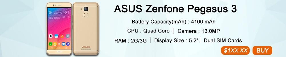 ASUS Zenfone Pegasus 3
