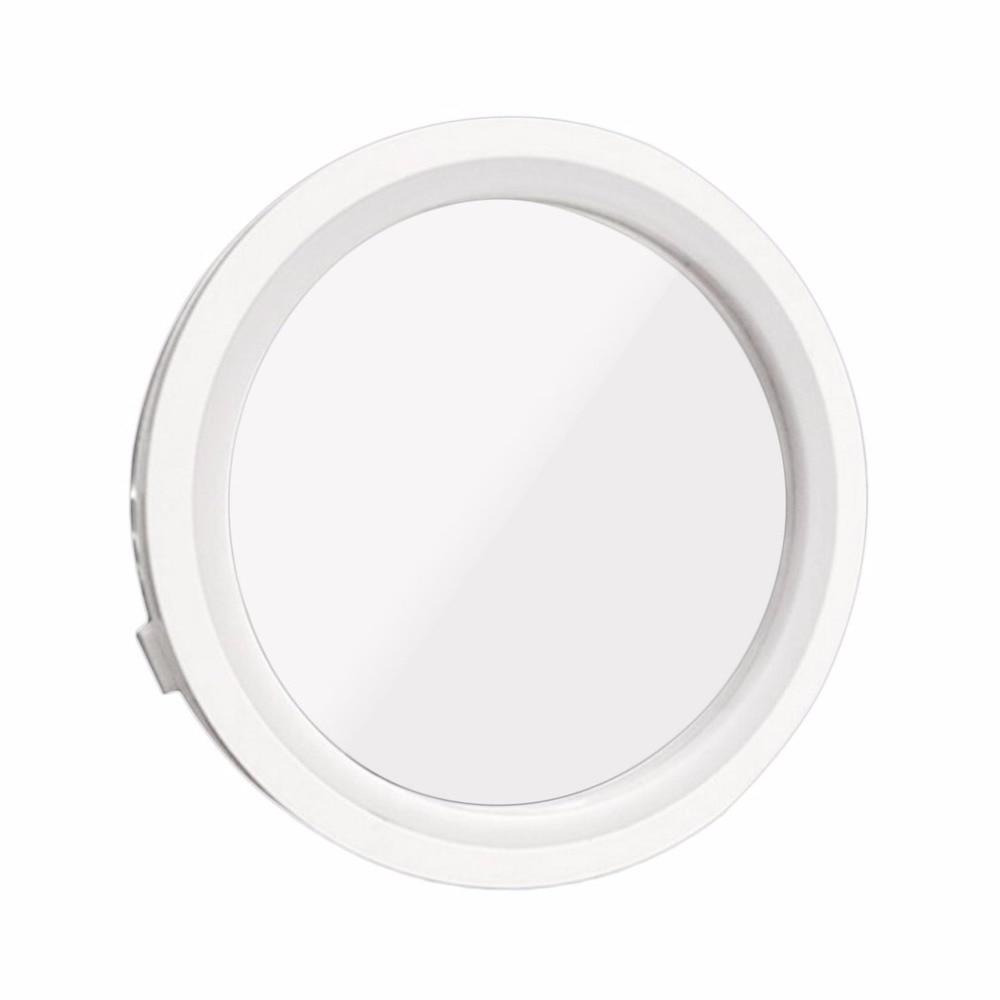 Portable Makeup Mirror 360 Degree Rotation 8x