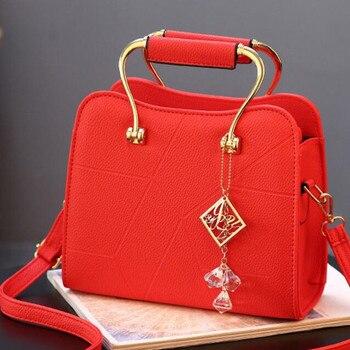 women bags Handbags Louis new Korean fashion ladies small bag diagonal shoulder bag small square package borsa donna tracolla Сумка