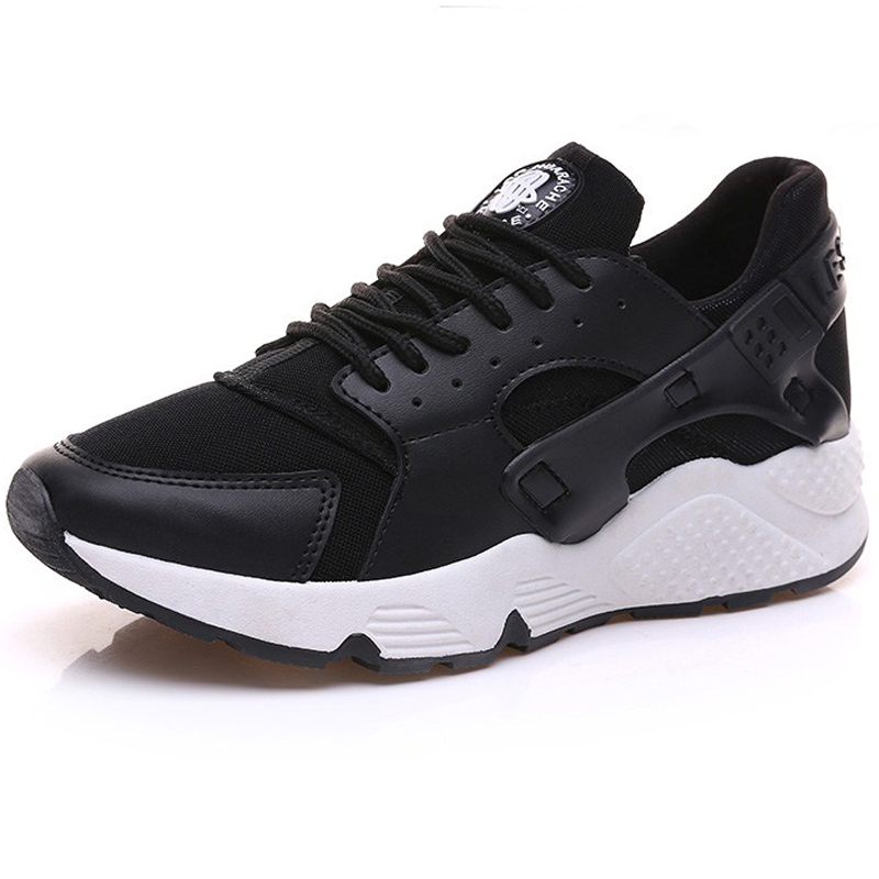 High Quality Brand Footwear Women Running Shoes Pink Sneakers Female Walking Shoes Zapatos Mujer Rubber Women Sports Shoes Black