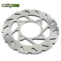 BIKINGBOY ATV Quad Front Brake Disc Disk Rotor for POLARIS 450 S Outlaw MXR 500 Predator / TLD 525 S Outlaw IRS 08 2009 2010