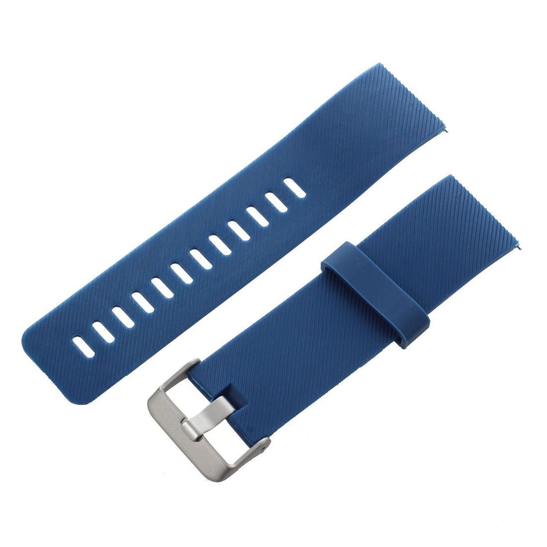 Practical Luxury Soft Silicone Watch Band Wrist Strap For Fitbit Blaze Smart Watch New