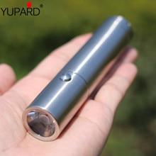 YUPARD  Stainless Shell 500Lm Q5 led Torch Light LED Flashli
