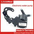Оригинальный Turbo электронный водяной насос 9806790880 1201L4 для peugeot 207 308 408 3008 RCZ Citroen C3 C4 C5 DS4 DS5 Picasso 1,6 T
