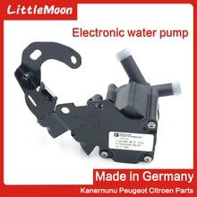 купить Original Turbo Electronic Water Pump 9806790880 1201L4 for Peugeot 207 308 408 3008 RCZ Citroen C3 C4 C5 DS4 DS5 Picasso 1.6T недорого