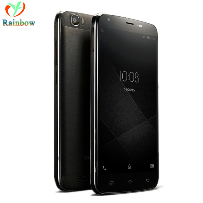 bilder für Doogee T6 Pro MT6753 Octa-core 3 GB + 32 GB 1,5 GHZ 4G Handy Android 6.0 13MP 6250 mAh OTG 5,5 ''1280x720 HD Handy