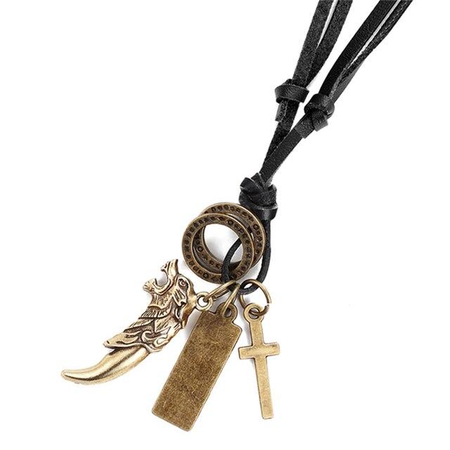 Модное мужское ожерелье janeyacy 2018 в европейском и американском