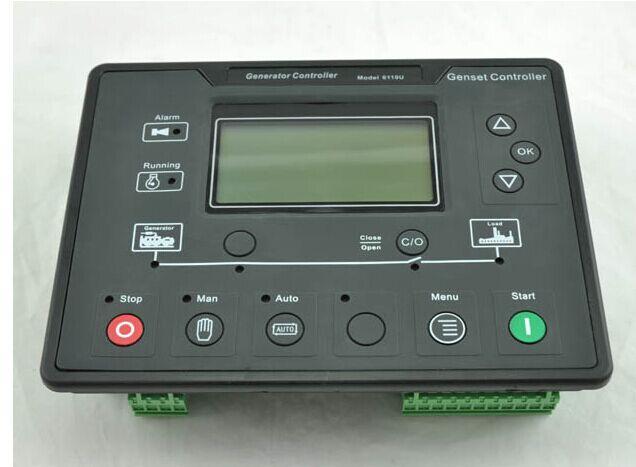 6110U Genset controller. ATS LCD controller6110U Genset controller. ATS LCD controller