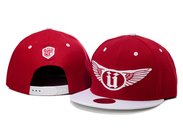 e1201f076d6 Unkut Snapback hats wings men s classic sports caps un33 black red At Cheap  Pricing Online