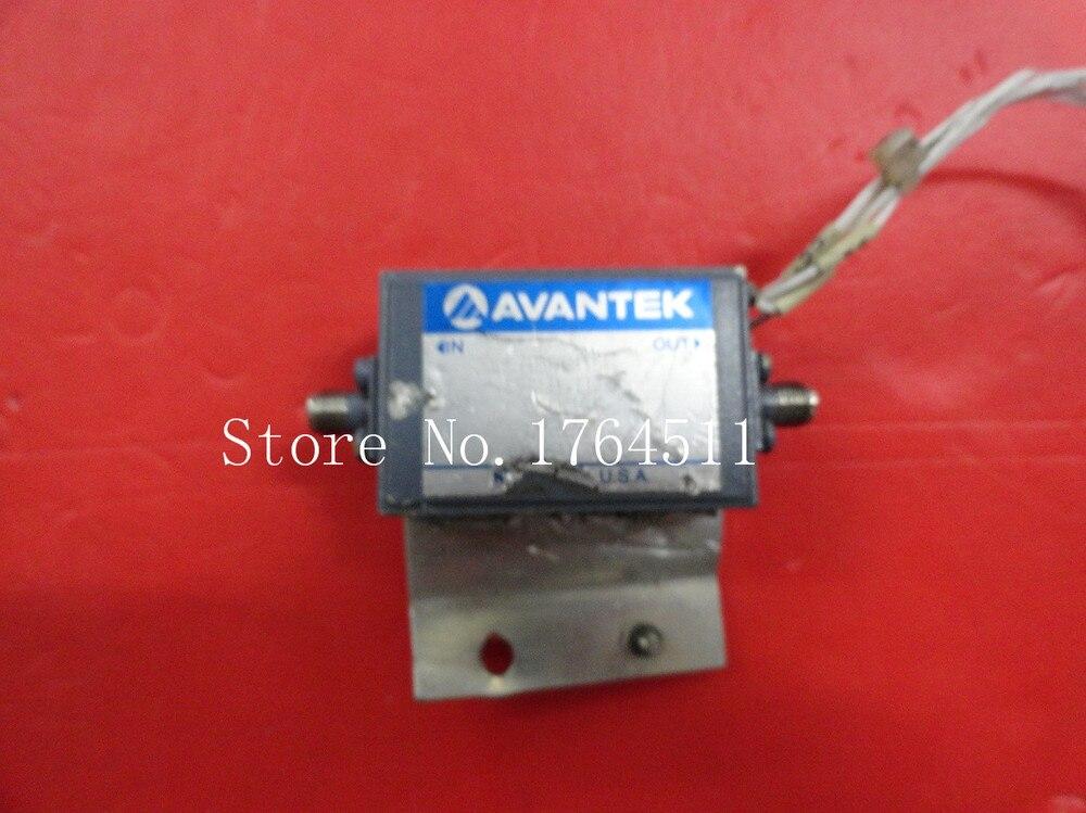 [BELLA] AVANTEK SWL88-6956 2-18GHZ 15V SMA Supply Amplifier