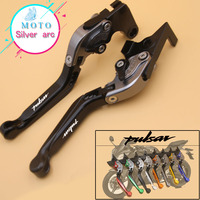 For Bajaj Pulsar 200 NS/Bajaj Pulsar 200 RS/Bajaj Pulsar 200 AS Motorcycle Accessories Adjustable Folding Extendable Brake Clutc