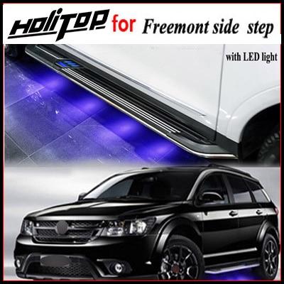 피아트 프리몬트를위한 새로운 도착 LED 빛 nerf - 자동차부품 - 사진 1