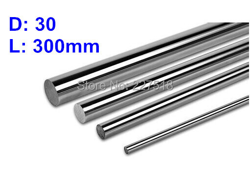 200-800mm OD 8mm Cylinder Liner Rail Linear Shaft Optical Axis 300 400 500 600
