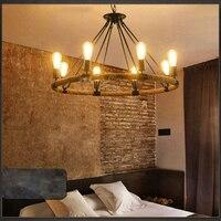 Indoor Lighting Rope Lamp Edison Bulb Light Fixture Led Pendant Light Led Loft Lamps Light Fixtures