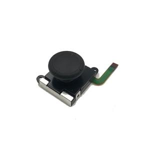 Image 3 - 30 adet onarım bölümü 3D Joystick düğme Analog sopa denetleyici Thumbstick için değiştirin NS NX Nintendo anahtarı Joy Con W/ Flex kablo