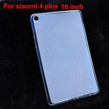 Для Xiaomi 4 4 plus Mediapad Media Pad 8 10 дюймов ТПУ силиконовый Tab Pad чехол для планшета задняя крышка Держатель с подарком